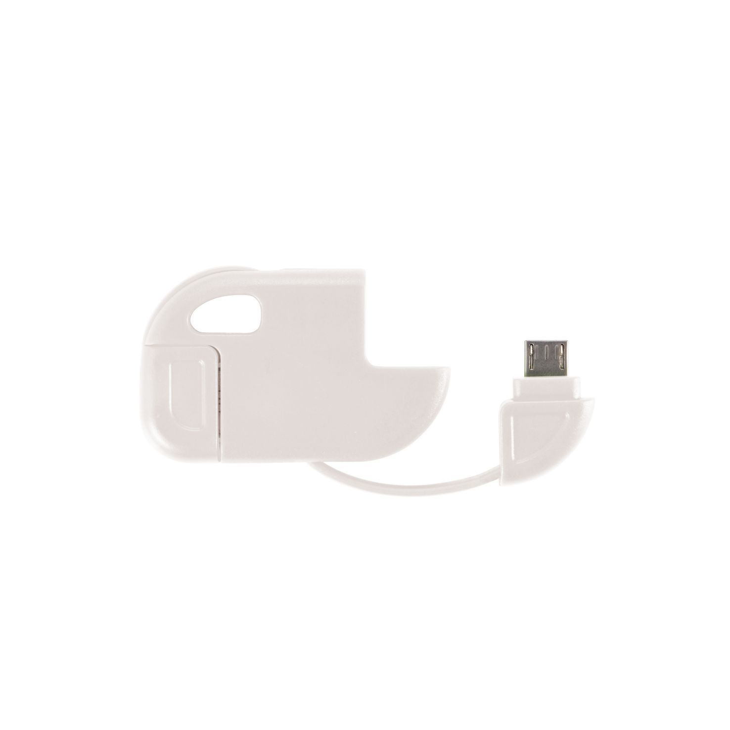 Witte USB kabel | Micro USB