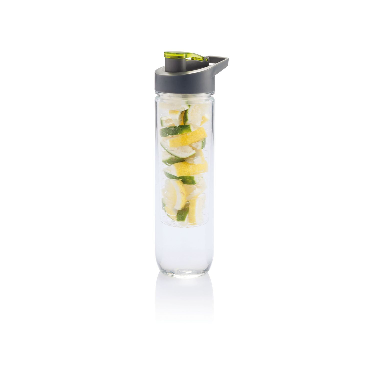 Groene Waterfles | Fruitinfuser | 800 ml