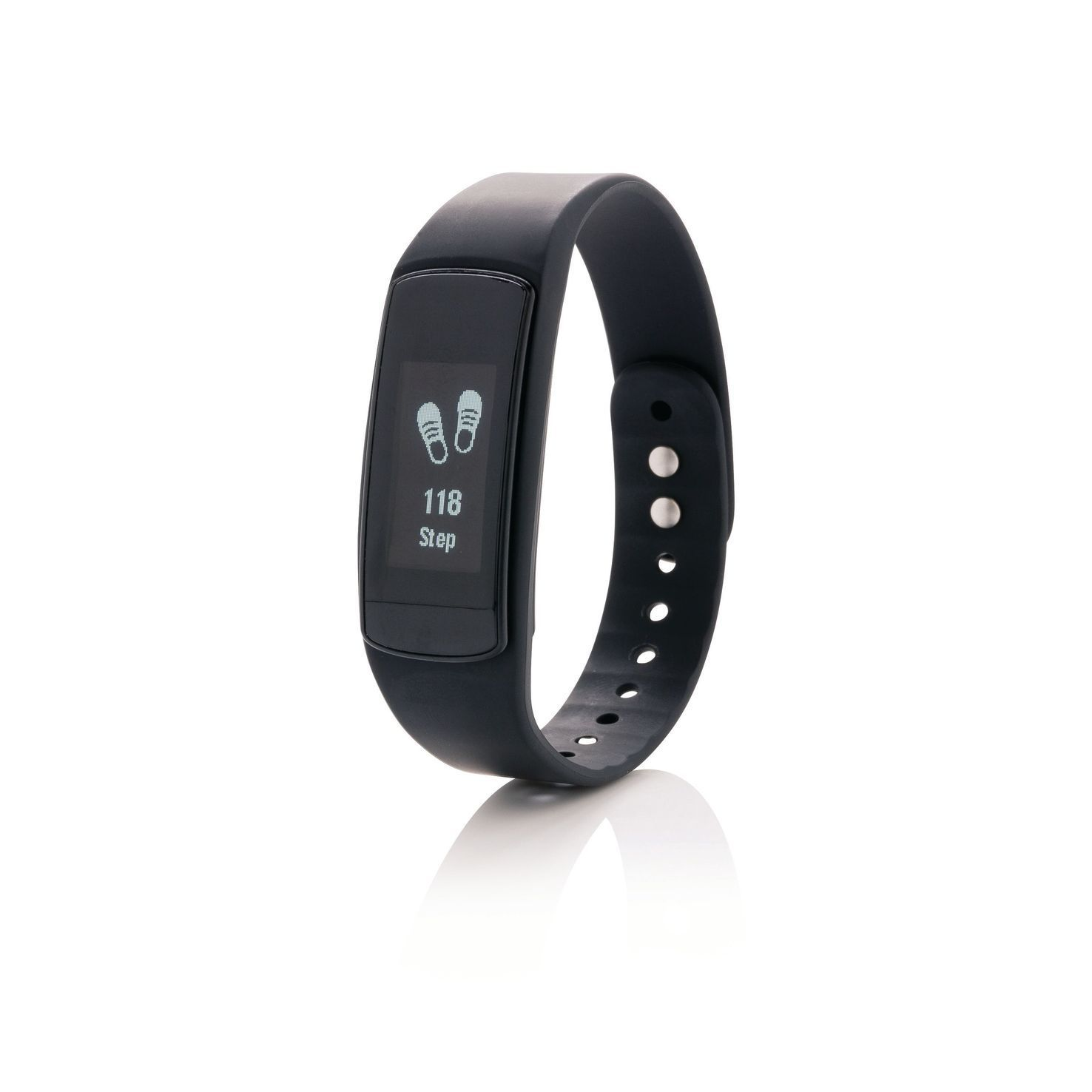 Zwarte Activity tracker | Touchscreen
