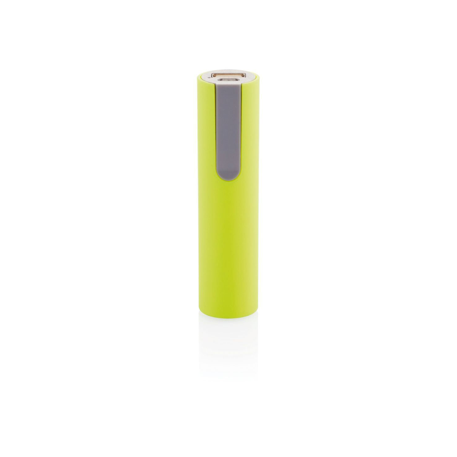 Lime Powerbank | Rond | 2200 mAh