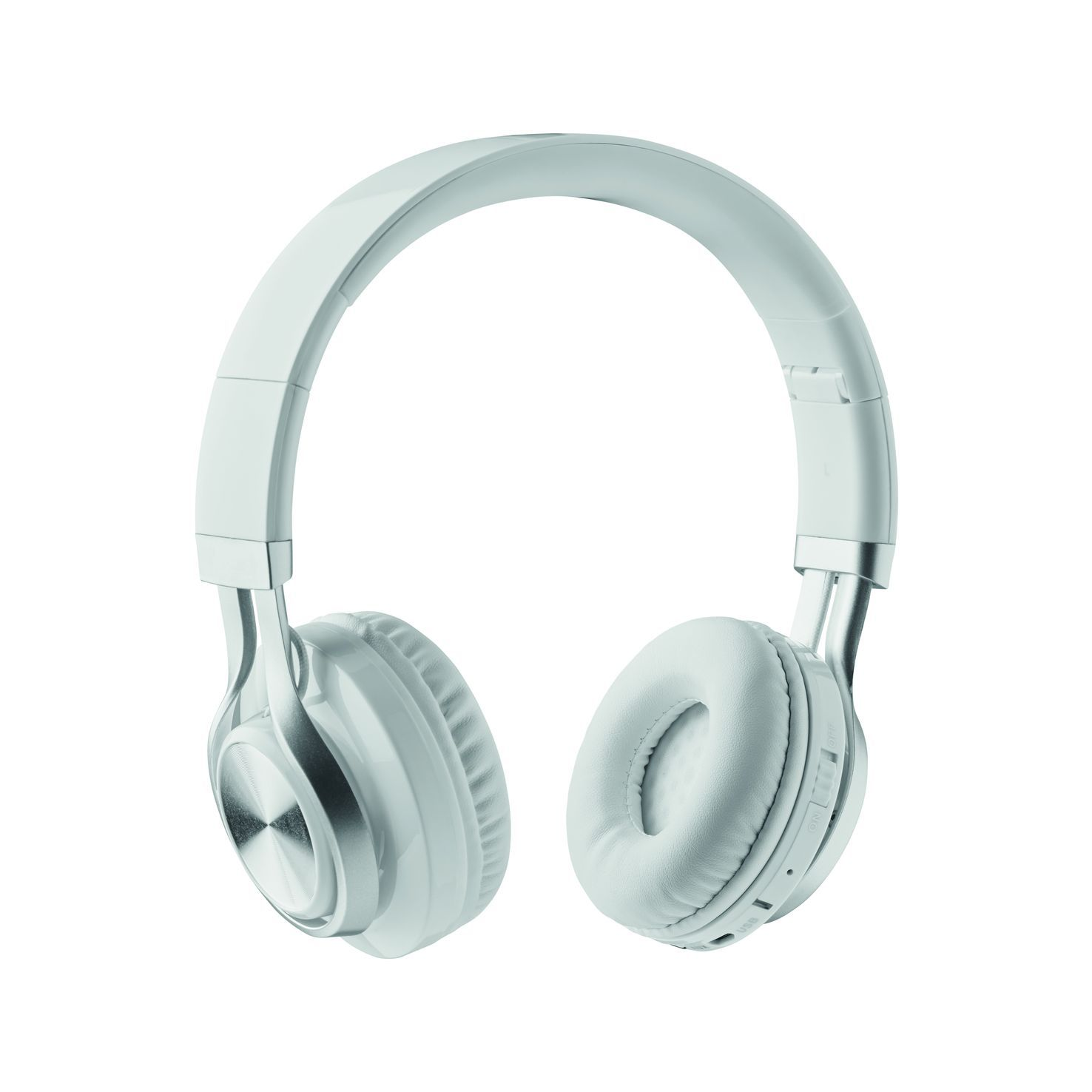 Witte Koptelefoon | Wireless