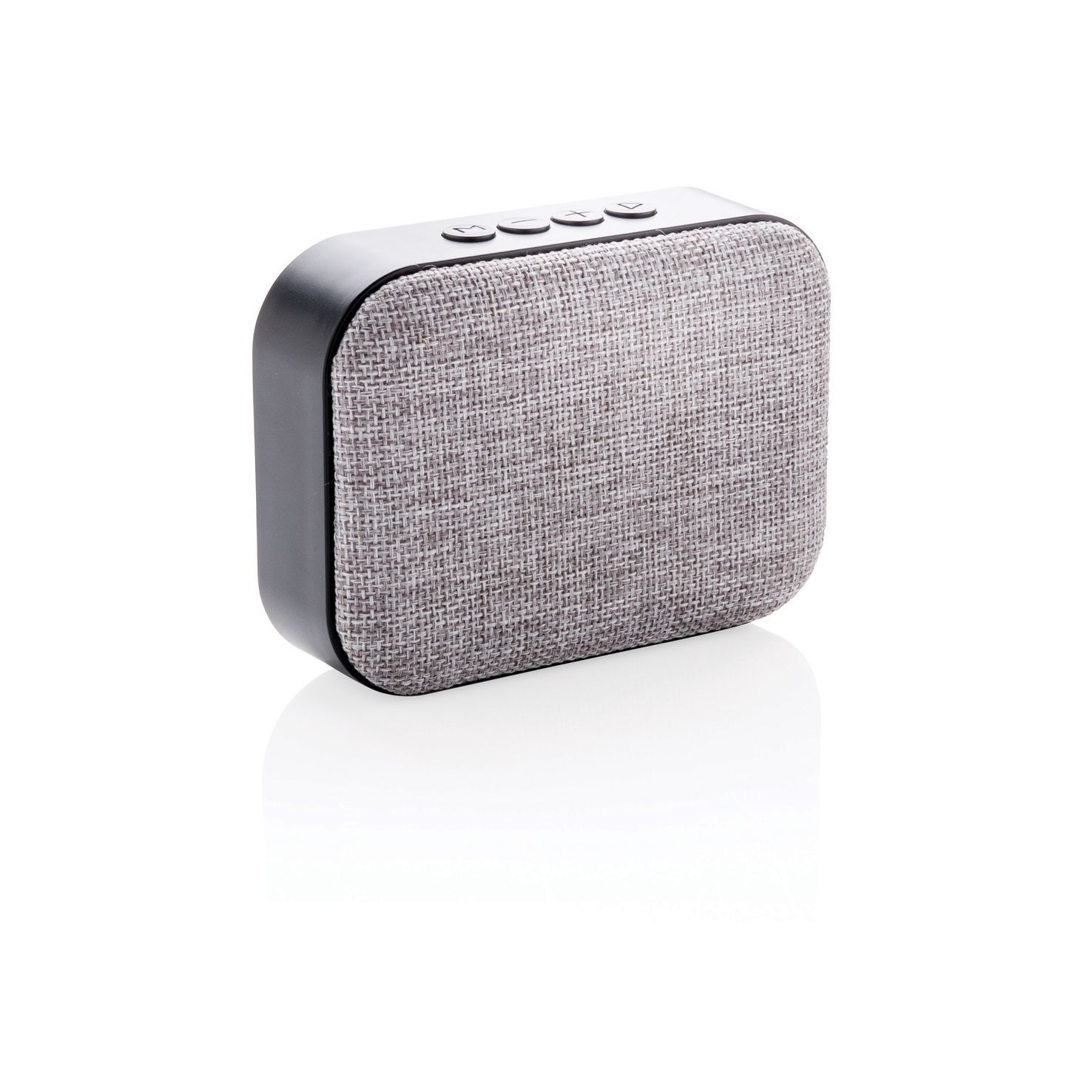 Zwarte Wireless speaker | 3 Watt