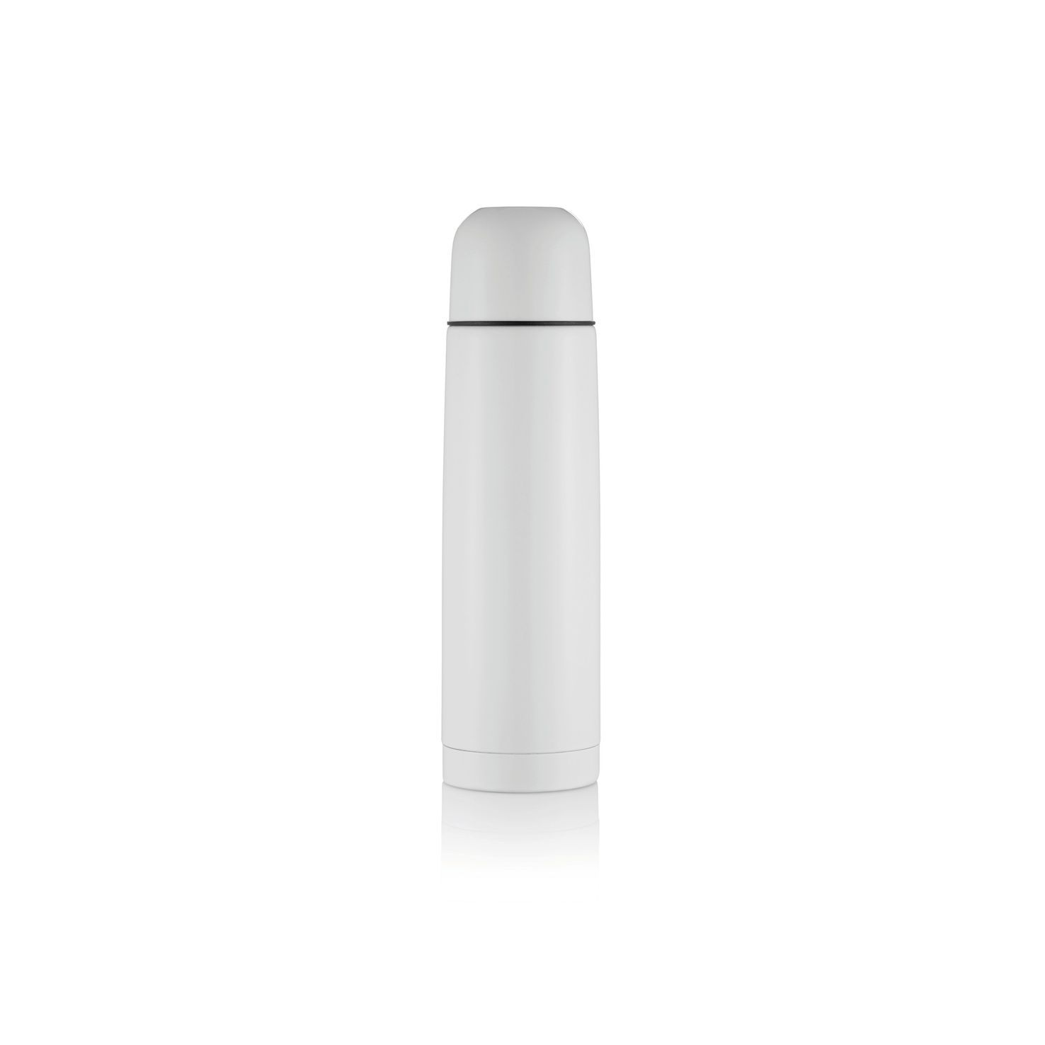 Witte Thermosfles bedrukken | 500 ml