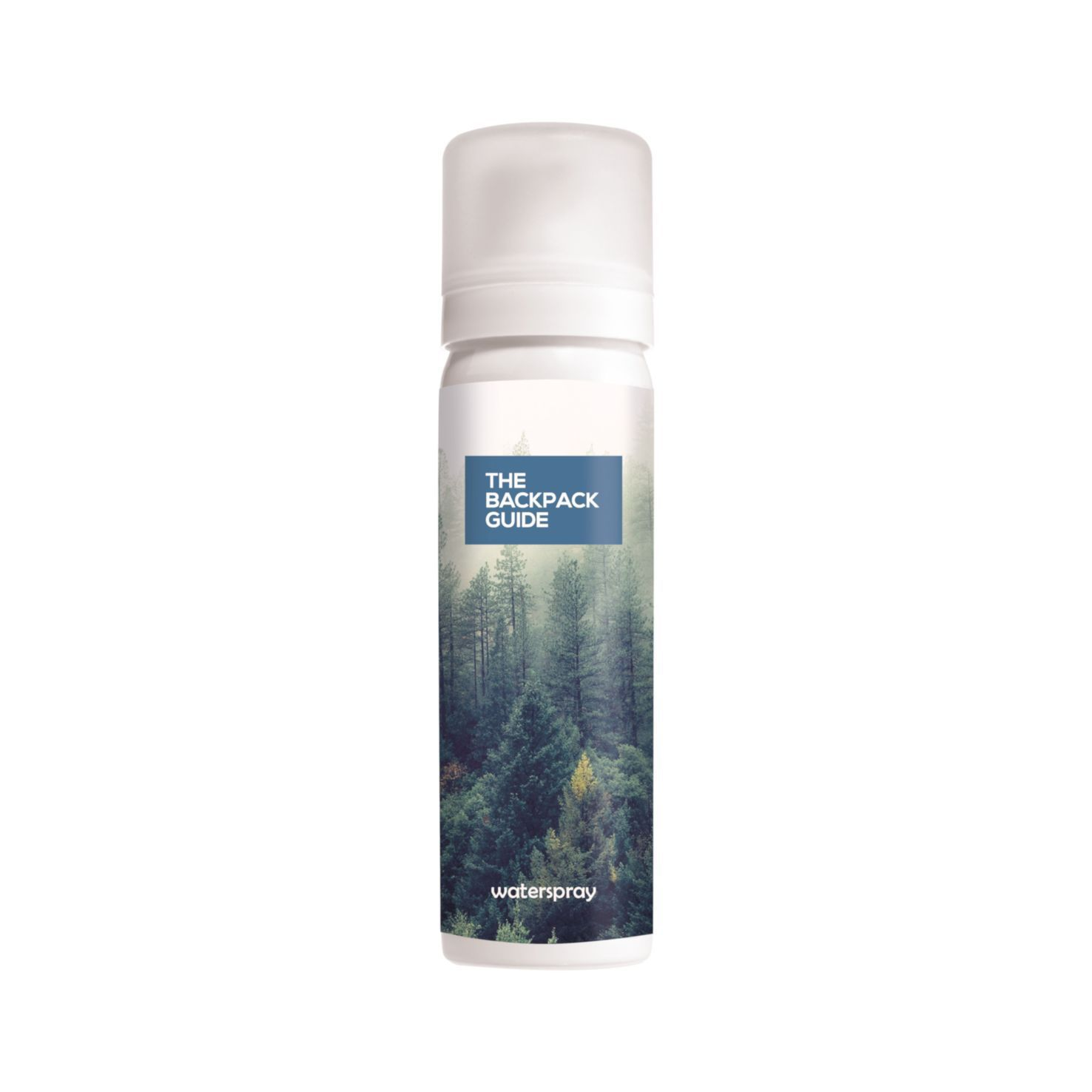 Witte Waterspray | Flacon | 50 ml