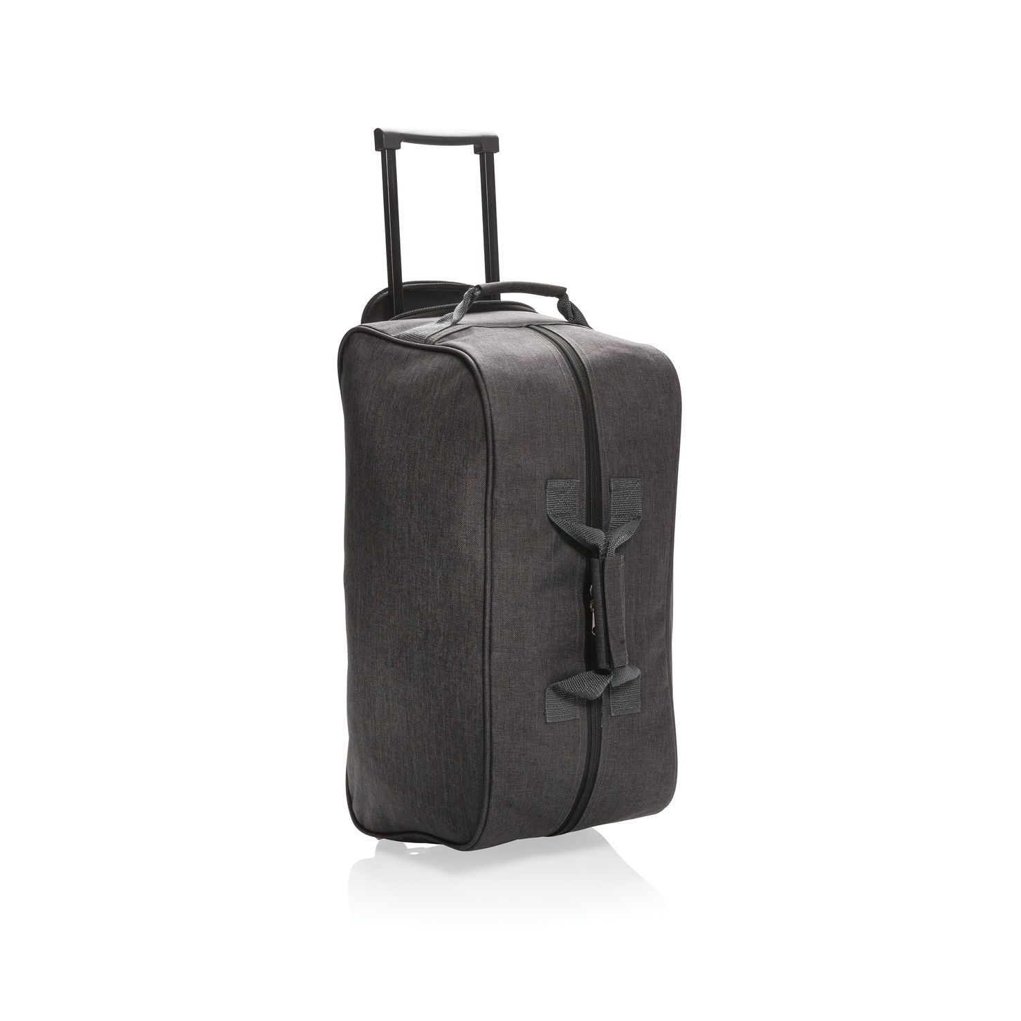 Antraciet Moderne trolley | Polyester | 40 L