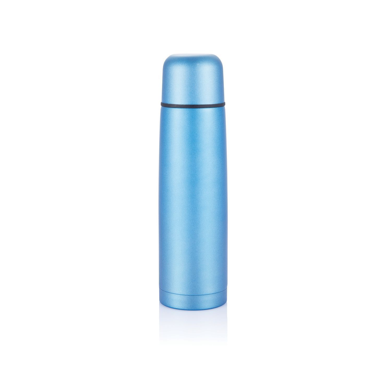 Blauwe Thermosfles bedrukken | 500 ml