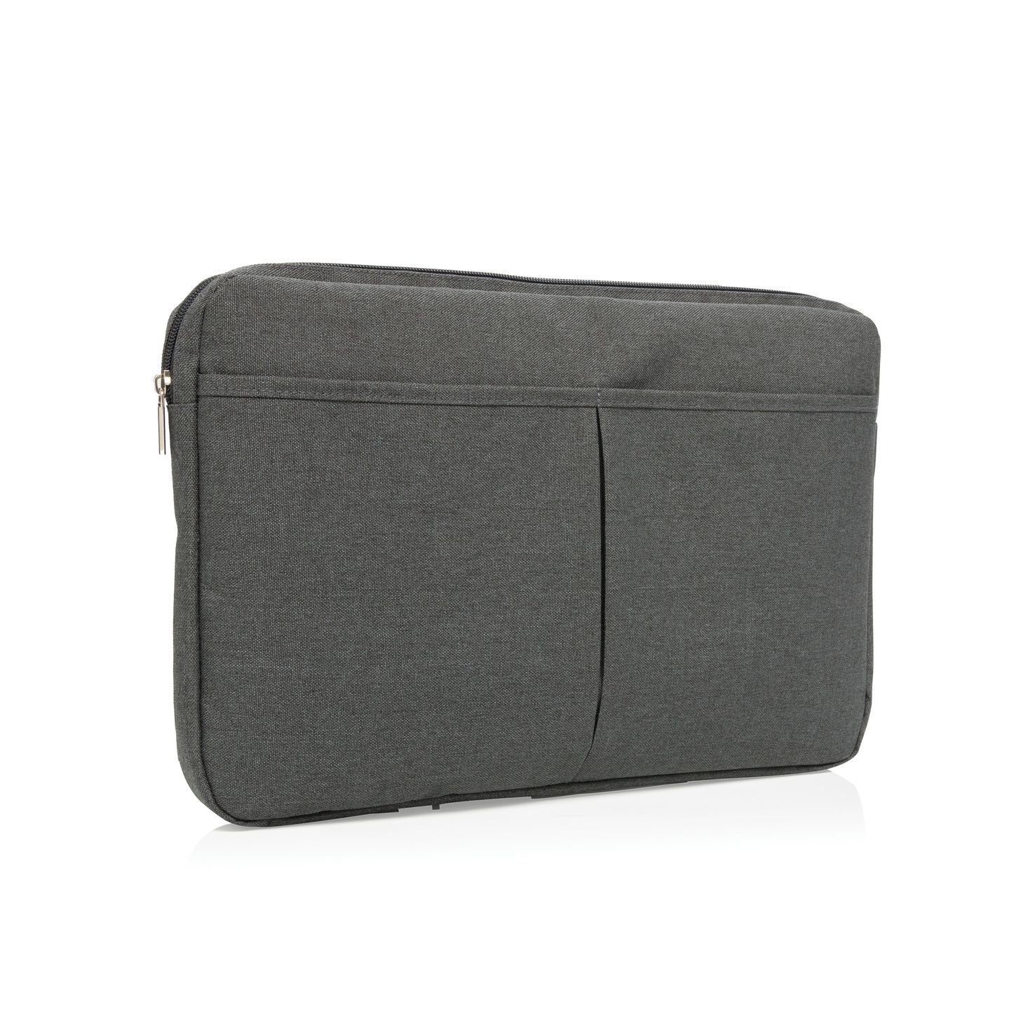 Antraciet Laptophoes | Polyester | 15 inch