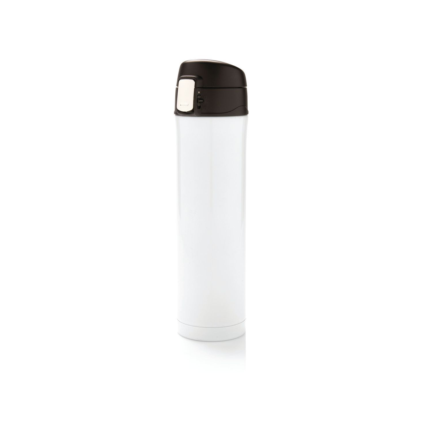 Witte Thermosfles | Lekvrij | 450 ml