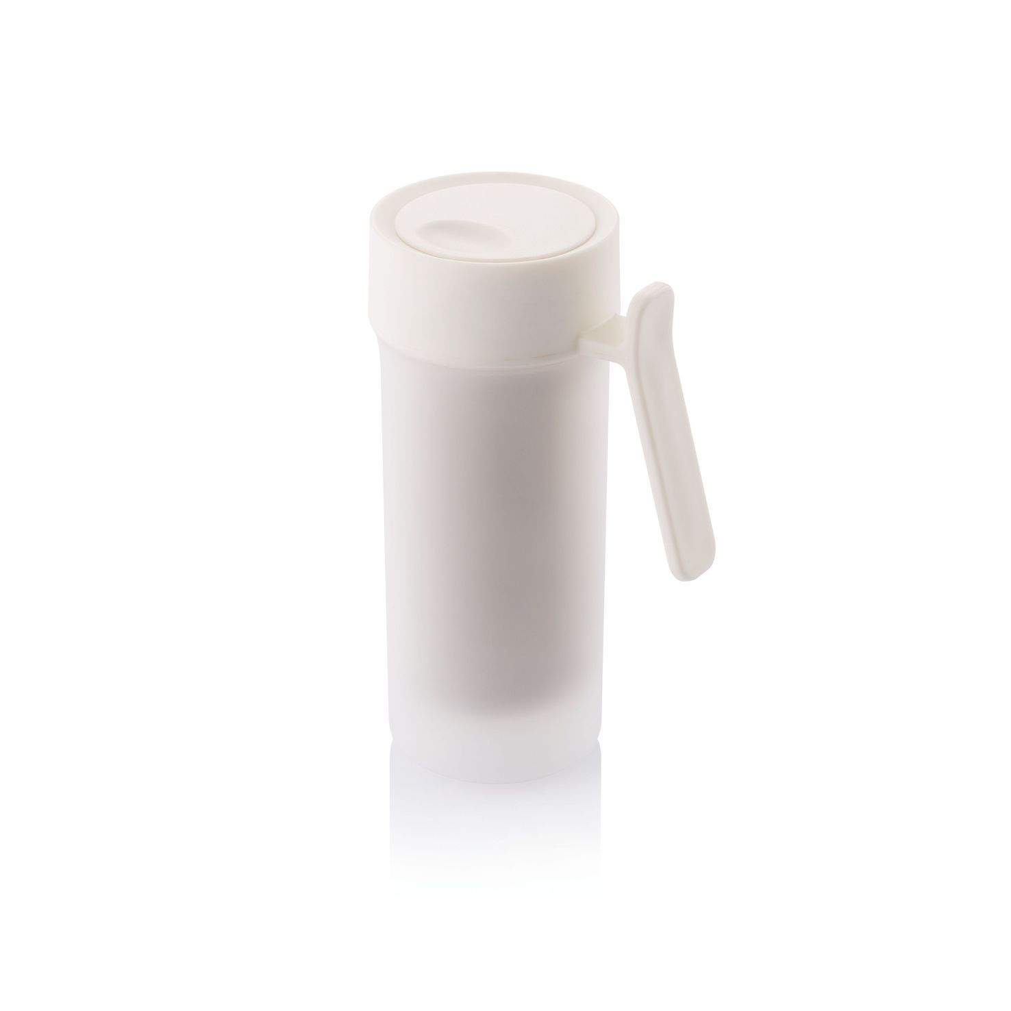 Witte Thermosmok | Frosted | 275 ml