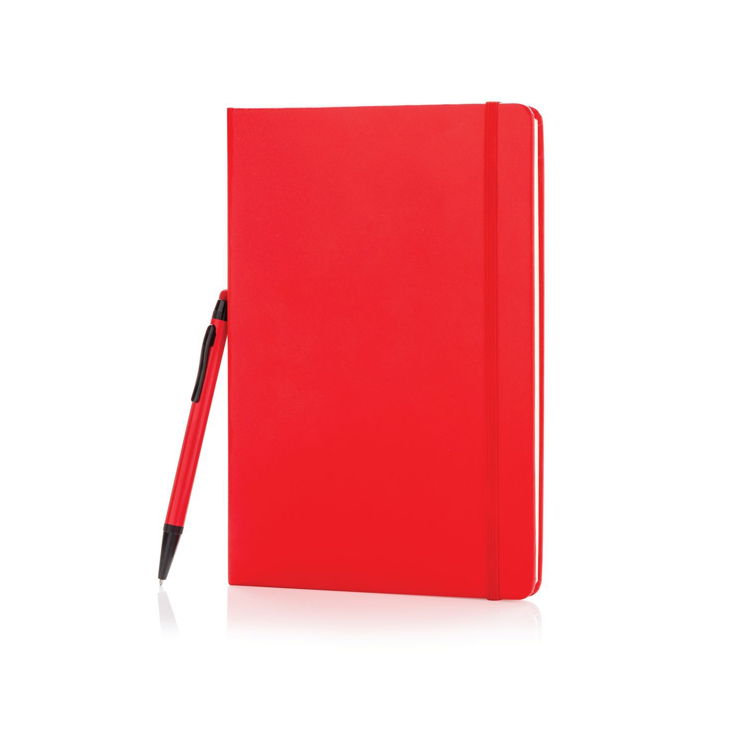 Rode Notitieboek A5 hardcover