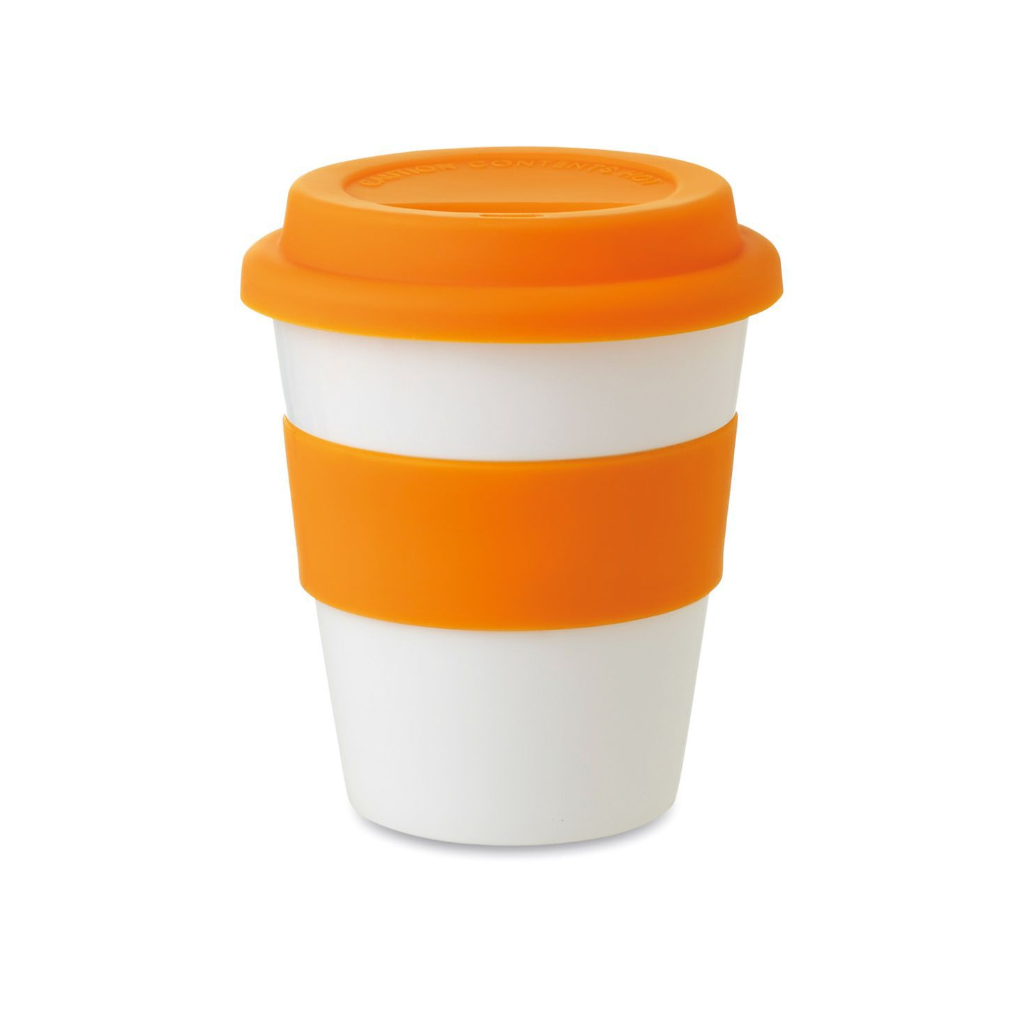 Oranje Koffiebeker to go | 350 ml