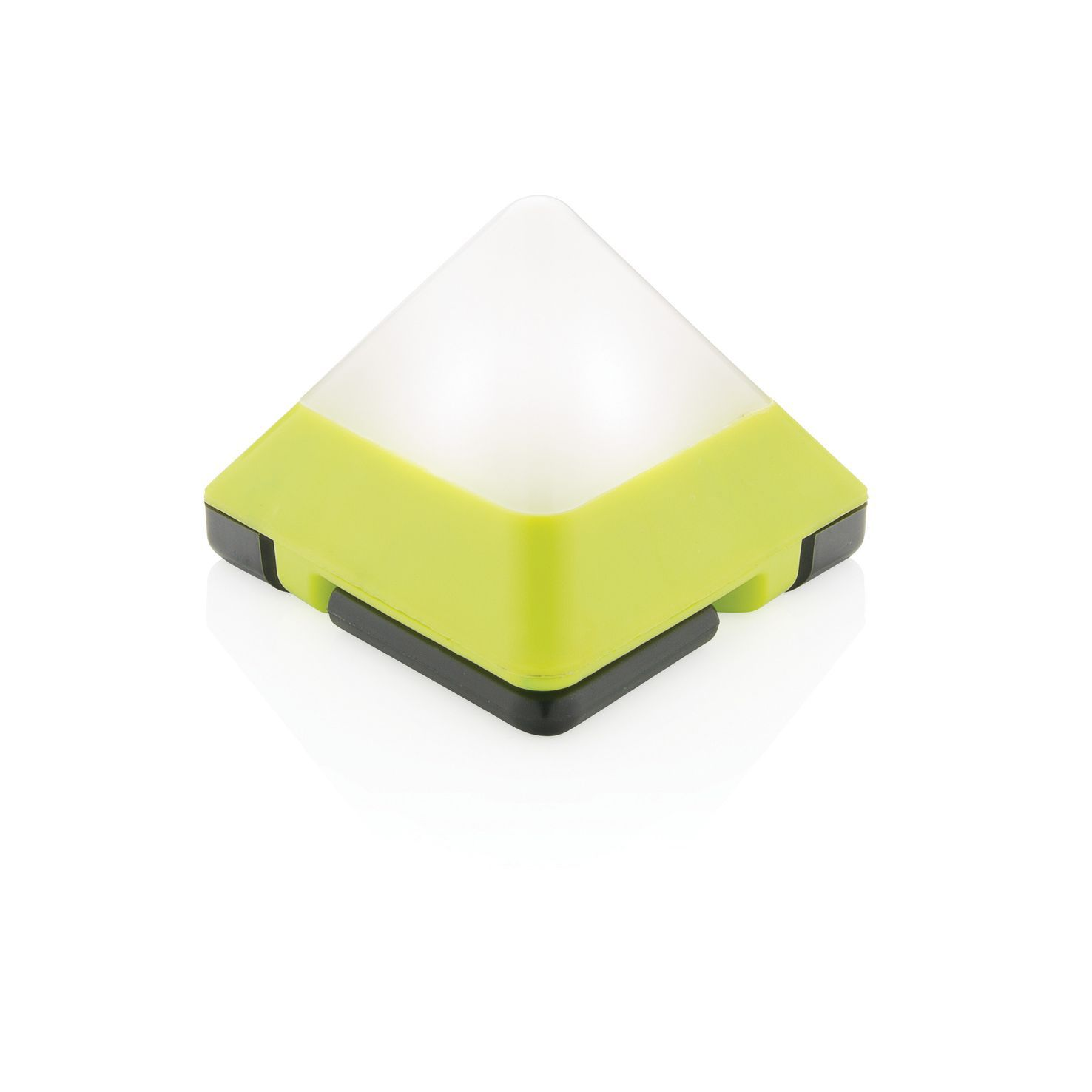 Lime Outdoor lamp | Met magneet | Haak