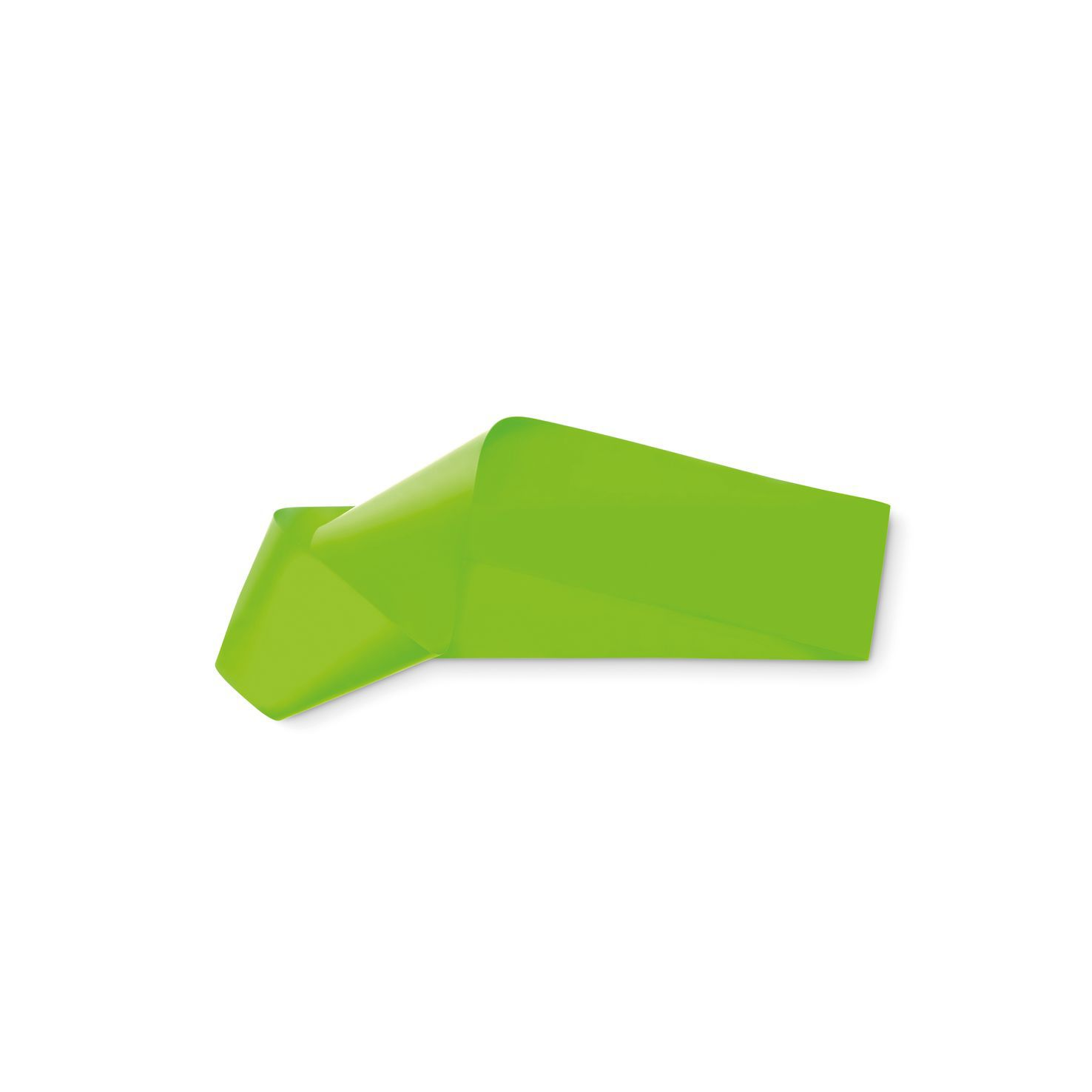 Lime Sportband elastiek | Latex