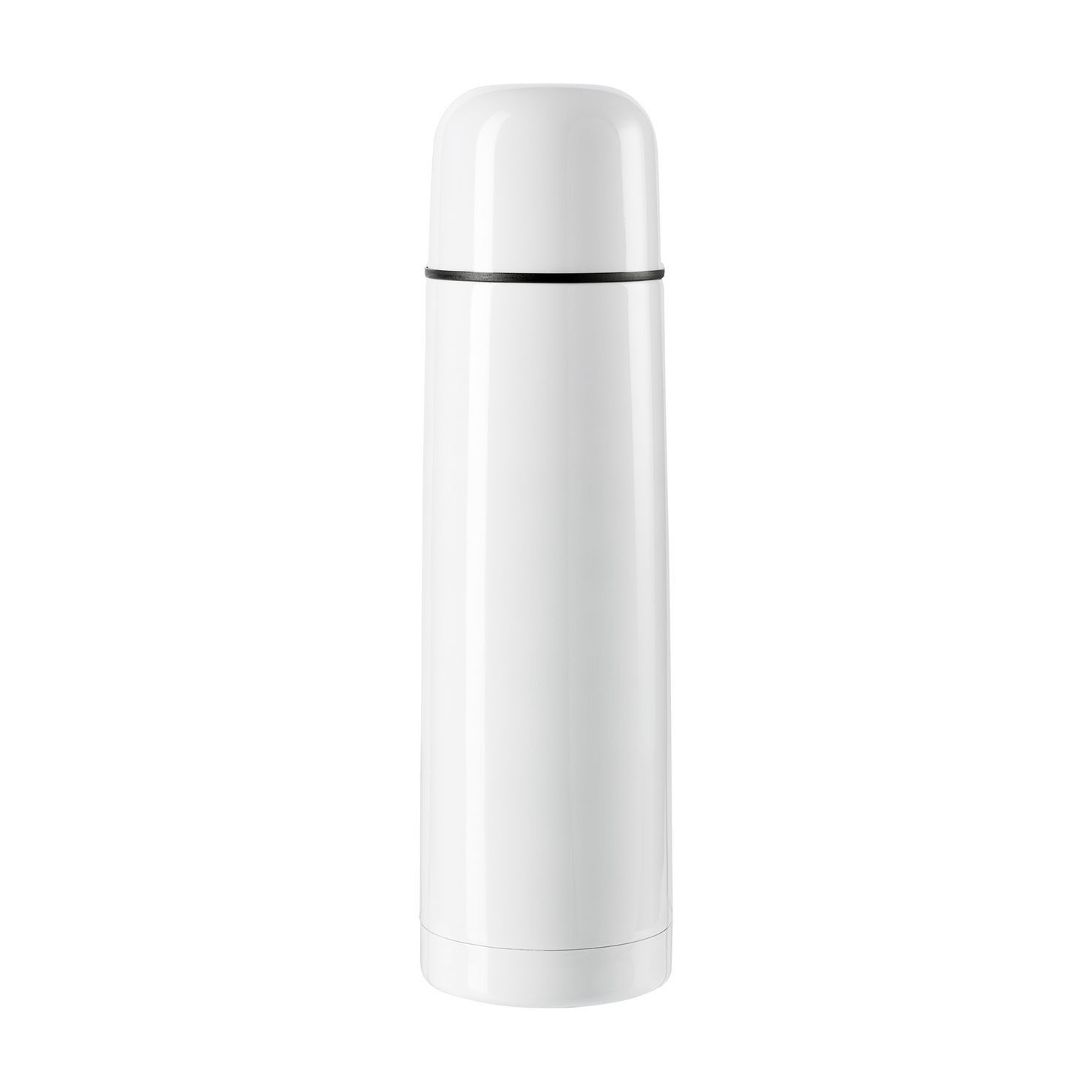 Witte Thermosfles | Vacuüm | 500 ml