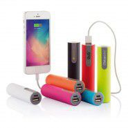 Powerbank | Rond | 2200 mAh