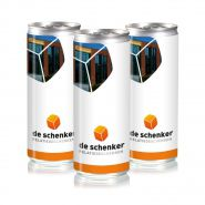 Energy drink bedrukken