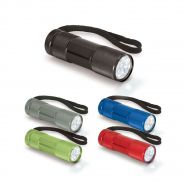 LED zaklamp | Aluminium