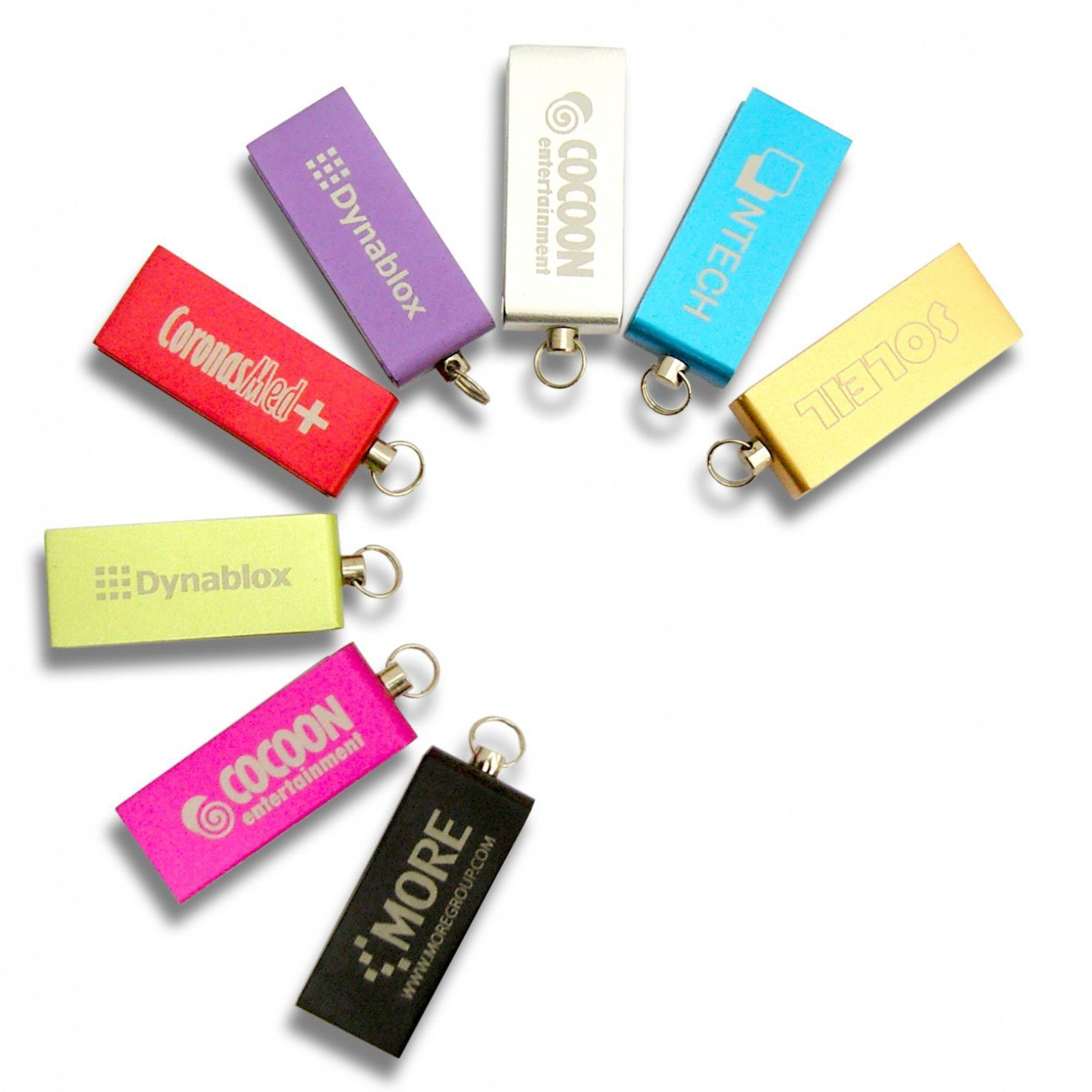 Micro USB stick 2GB
