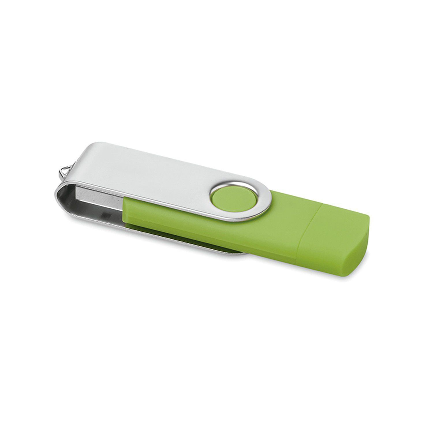 Lime USB stick | Micro USB 1GB
