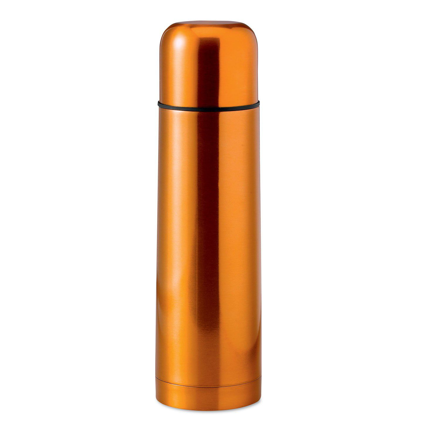 Oranje Thermosfles | Dubbelwandig | 500 ml