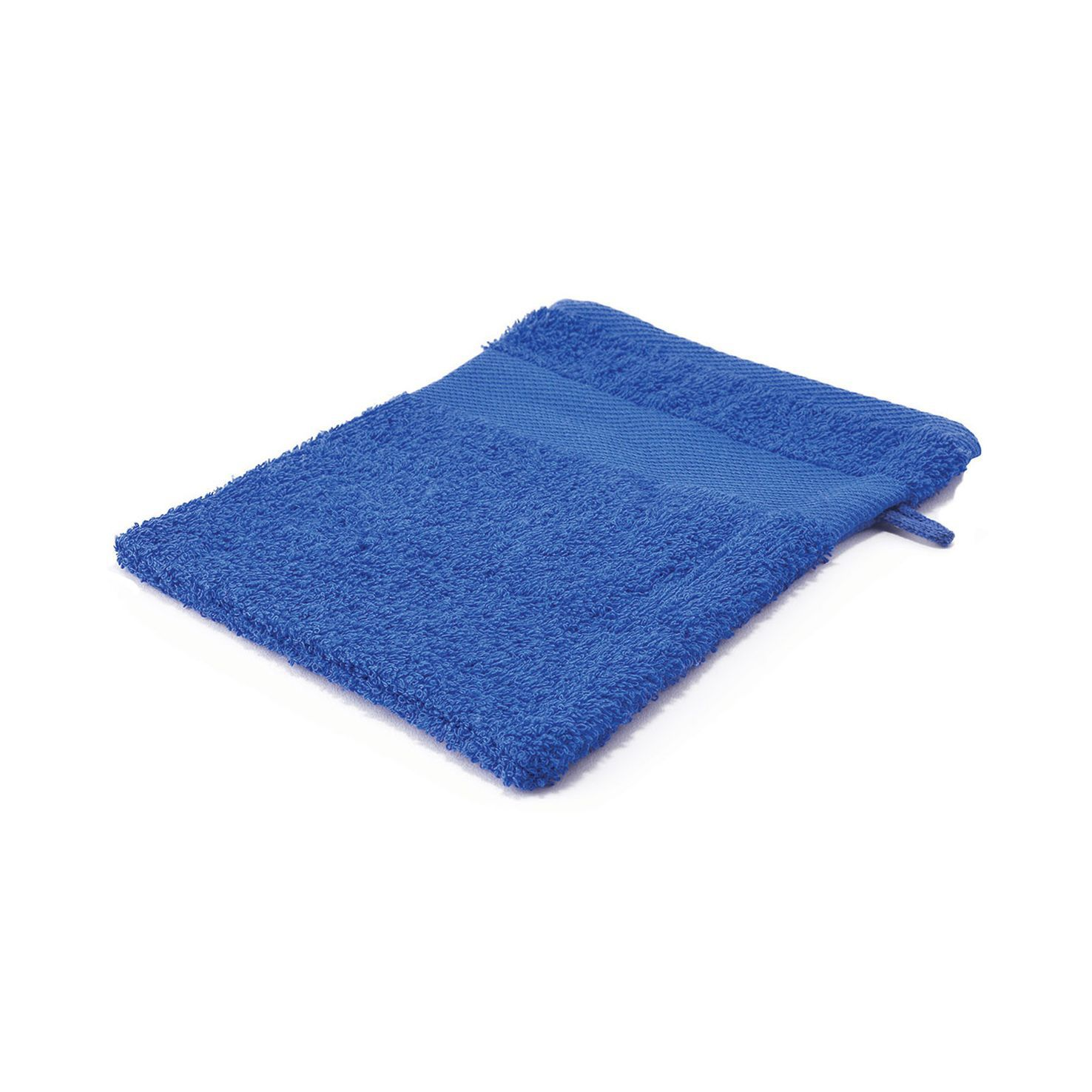 Blauwe Washandjes borduren | 450 grams