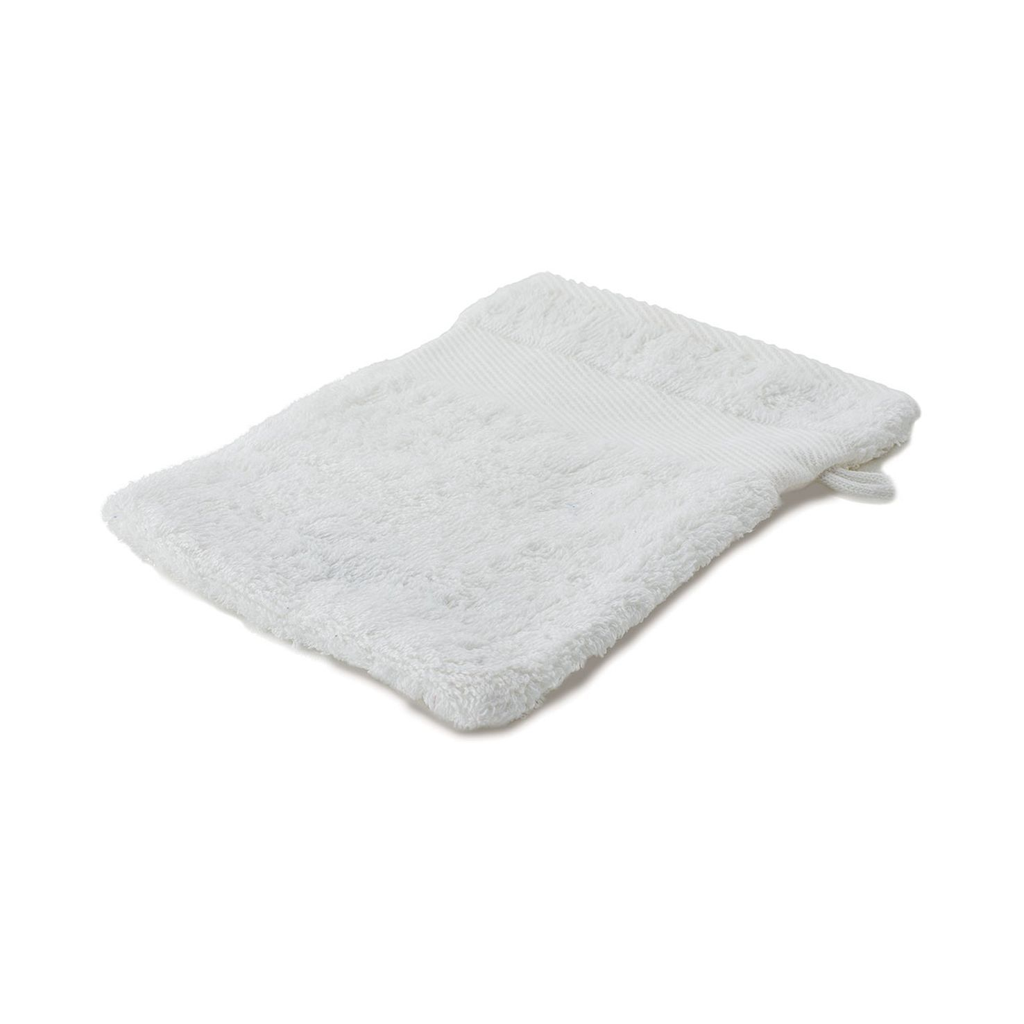 Witte Washandjes borduren | 450 grams