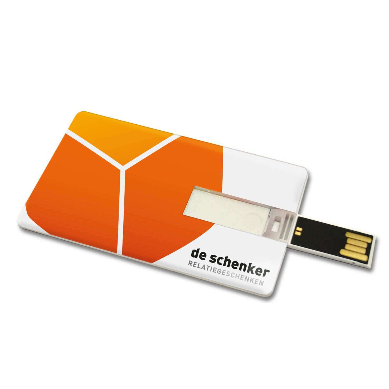 Witte USB creditcard | 3.0 | 16GB