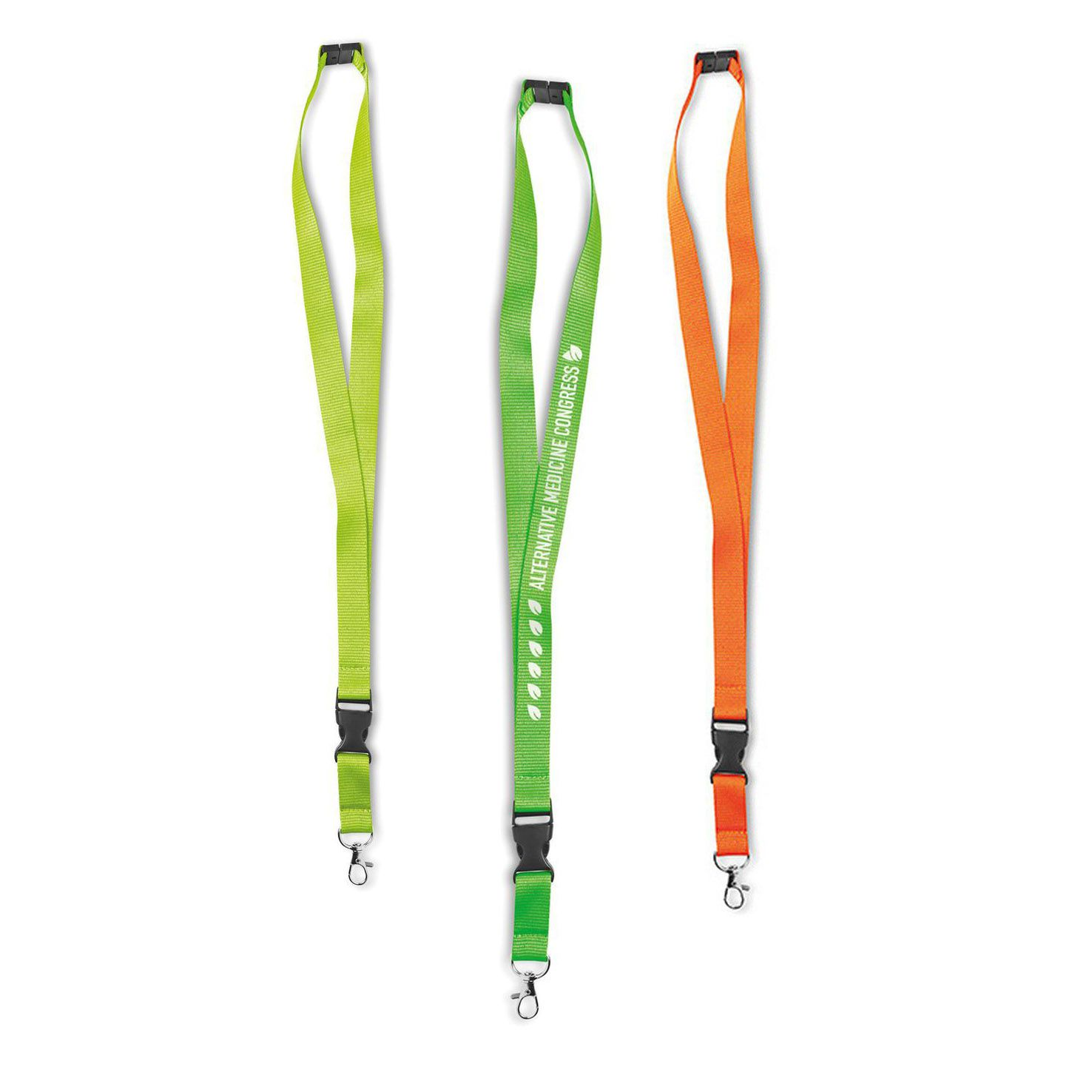 Keycord | Neon | Polyester