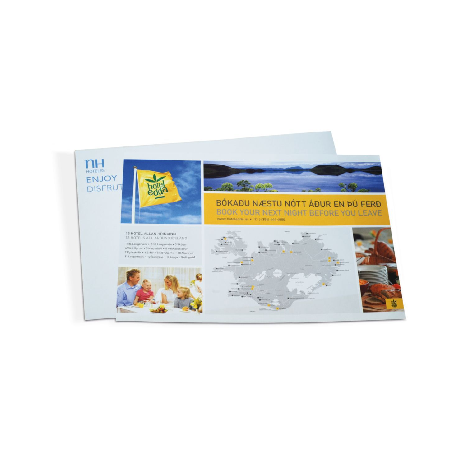 Papieren placemat | 80 grams