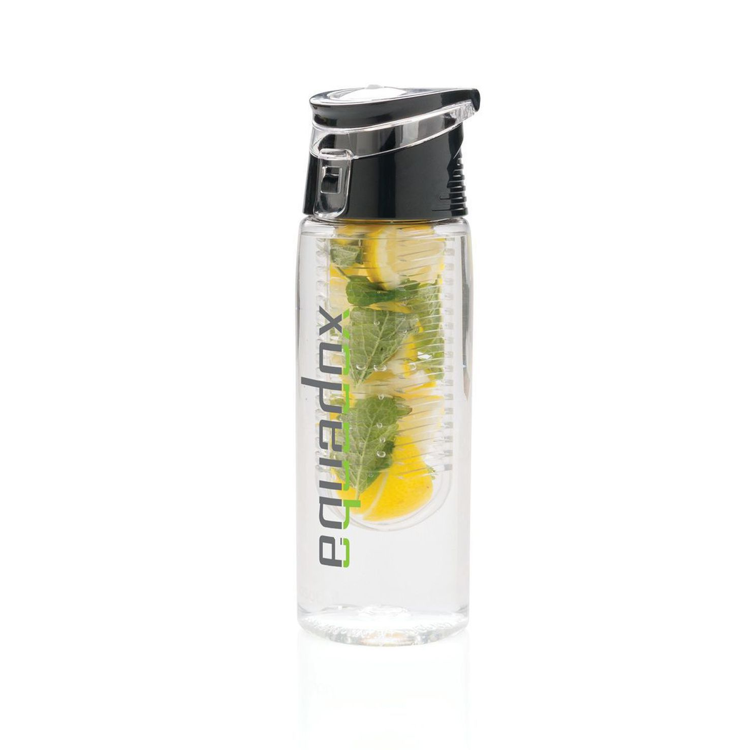 Fruitfles met logo | 700 ml