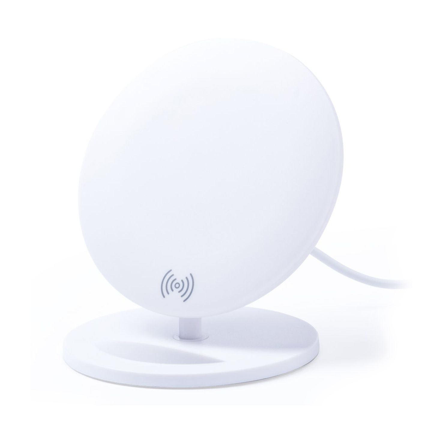 Witte Wireless charger | QI technologie