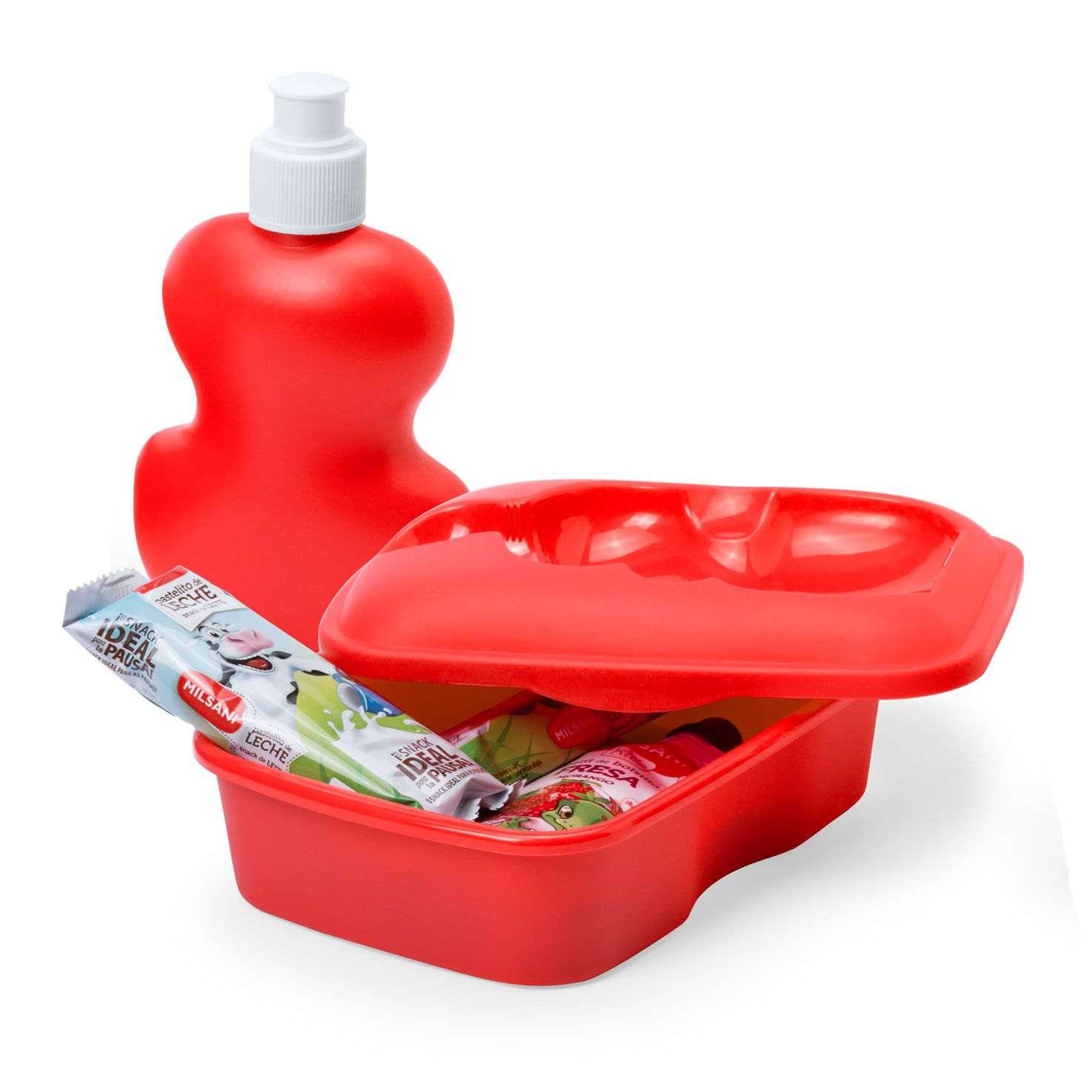 Lunchbox met beker | 300 ml