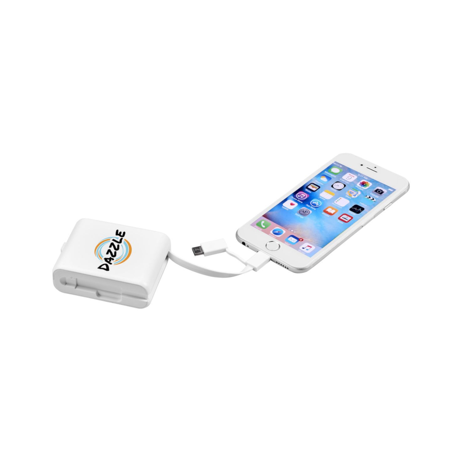Draadloze powerbank | Galaxy | 5000 mAh