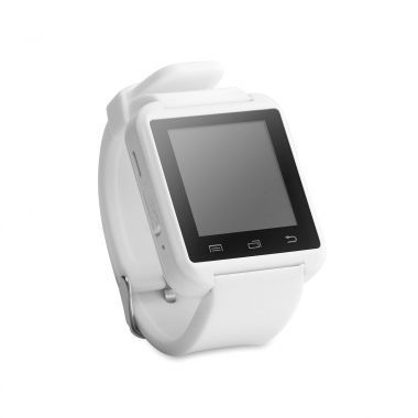 Witte Bluetooth smartwatch