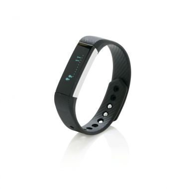 Zwarte Activity tracker | OLED scherm