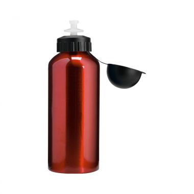 Rode Bidon | Aluminium | 600 ml
