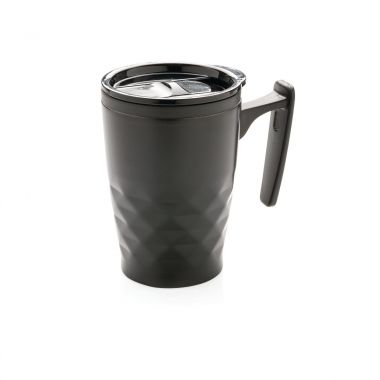 Zwarte Thermosmok | Design | 380 ml