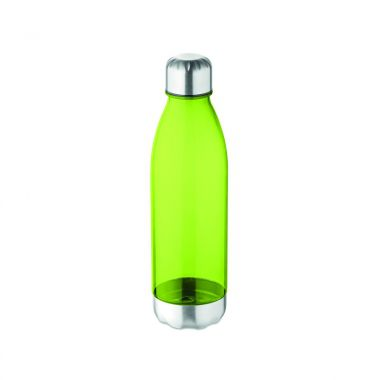 Lime Waterfles | RVS details | 600 ml