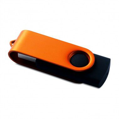 Oranje Twister USB stick 4GB