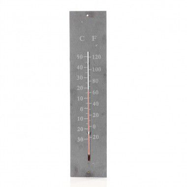 Thermometer leisteen