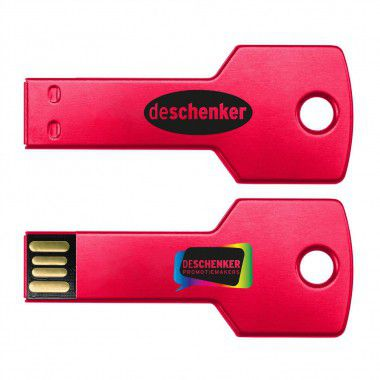 Rode USB stick sleutel 16GB
