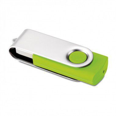 Groene USB stick twister 3.0 8GB