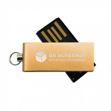 Goude Micro USB stick 2GB