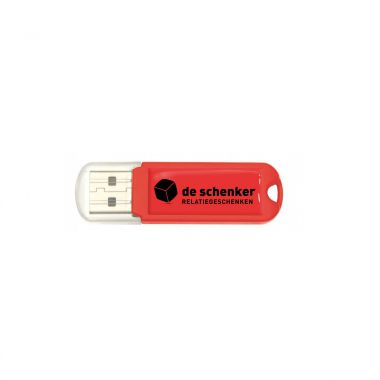 Rode Goedkope USB stick 8GB