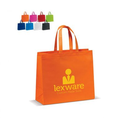 Shopper groot | Non woven | Gelamineerd