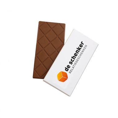 Chocoladereep | Full colour | 100 gram