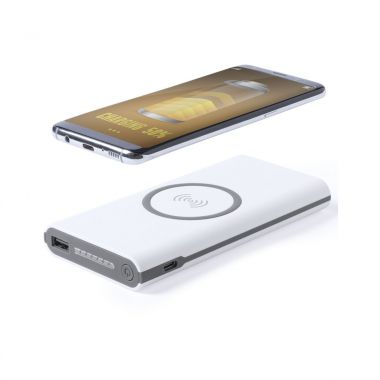 Draadloze powerbank 6.000 mAh | Type C
